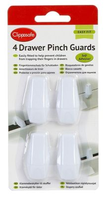 Clippasafe Drawer Pinch Guards