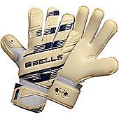 Sells V. V. Pro Subzero Junior Goalkeeper Gloves - White
