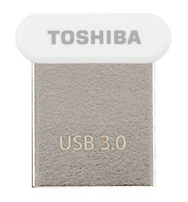 Toshiba TransMemory U364 64GB White USB 3.0 (3.1 Gen 1) Type-A