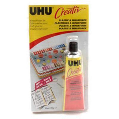 UHU Creativ Plastic - 33ml