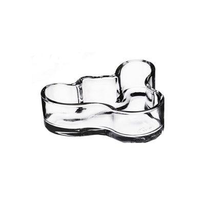 Iittala Aalto Glass Bowl 3cm By 10cm