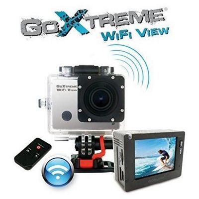 GoXtreme WiFi View Full HD Action Cam