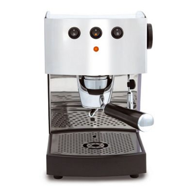 Ascaso Arc Espresso Coffee Machine in Black & Inox