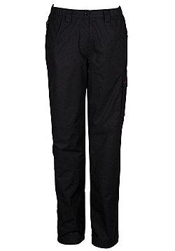 Winter Trek Women's Trousers - Short Length - Black