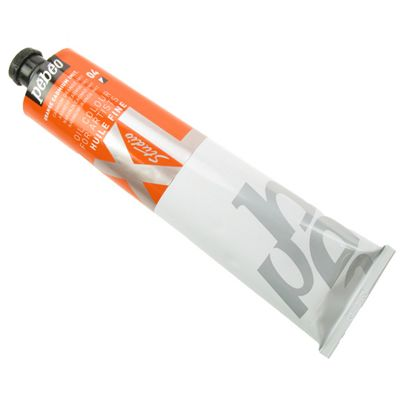 Pebeo Xl Oil 200ml - Cadmium Orange Hue