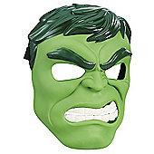 Marvel Avengers Basic Mask - Hulk