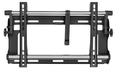 Iconic Silver Universal Tilting Wall Mount For 23 inch - 37 inch TVs