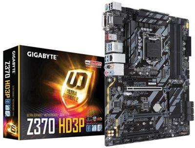 Gigabyte Z370 HD3P Motherboard