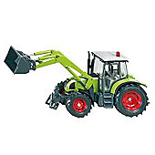 Farming - 1:32 Scale Claas With Front Loader - SIKU