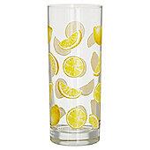 Lemon Fruit Decal Hiball