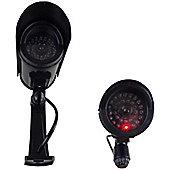 Safe Alarm Wireless Dummy Camera Black
