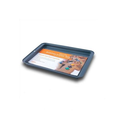 Faringdon Bakers Pride 27 x 21cm Non Stick Swiss Roll Baking Sheet