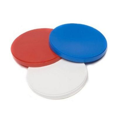 Chef Aid Can Covers, For Standard-Sized Cans, 7.5 cm, Set of 3 (Multicoloured)