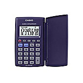 Casio HL820VER Euro Conversion Calculator