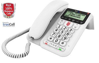 BT Decor 2600 Corded Home Phone