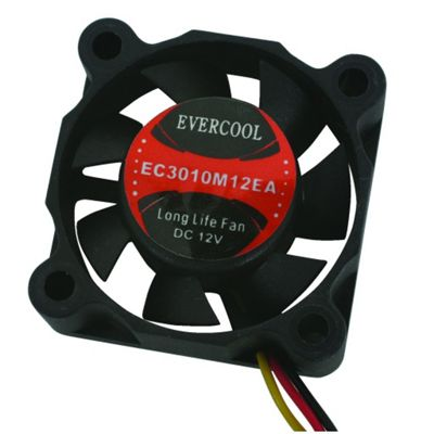 30 x 30 x 10mm Cooling Fan
