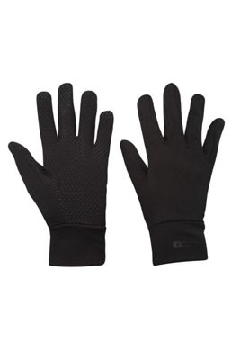 Mountain Warehouse Grippi Lining Gloves ( Size: L )