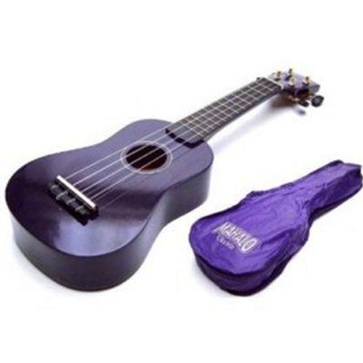 Mahalo 2011 Soprano Ukulele - Purple