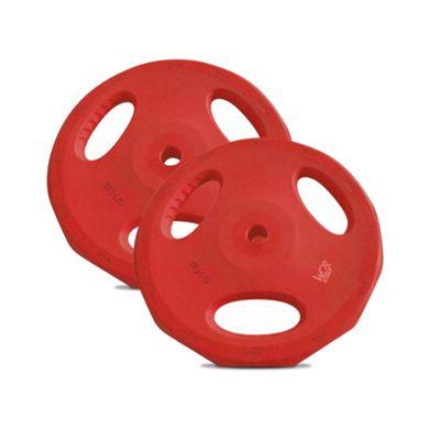 We R Sports VibeFlex Tri Grip Weight Plates 1