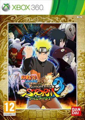 Naruto Uns 3 Full Burst