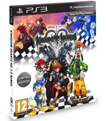 Kingdom Hearts 1.5 Remix (PS3)