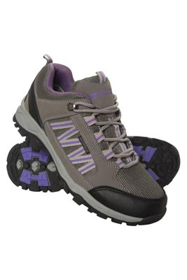 Mountain Warehouse Path Waterproof Womens Walking Shoes ( Size: Adult 08 )