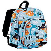 Toddler Backpack - Big Fish
