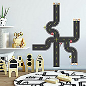 Childrens Wall Stickers - Build A Road