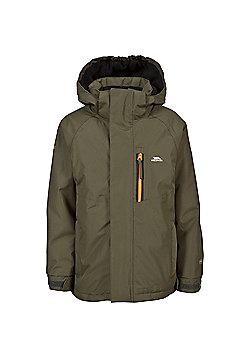 Trespass Boys Feldman Insulated Jacket - Green