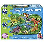 Orchard Toys Big Dinosaur Jigsaw Puzzle
