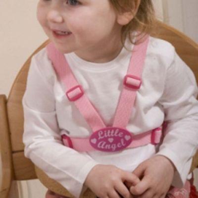 Clippasafe Designer Harness & Rein - Little Angel