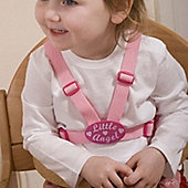 Clippasafe Designer Harness & Rein - Little Angel