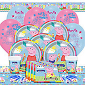 Peppa Pig Party Pack - Deluxe Party for 8