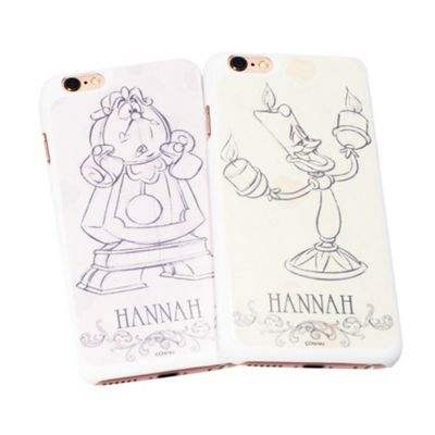 Beauty and the Beast Personalised Design iPhone 6 Cover