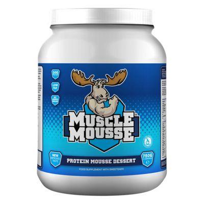 Muscle Mousse 750g - Butterscotch
