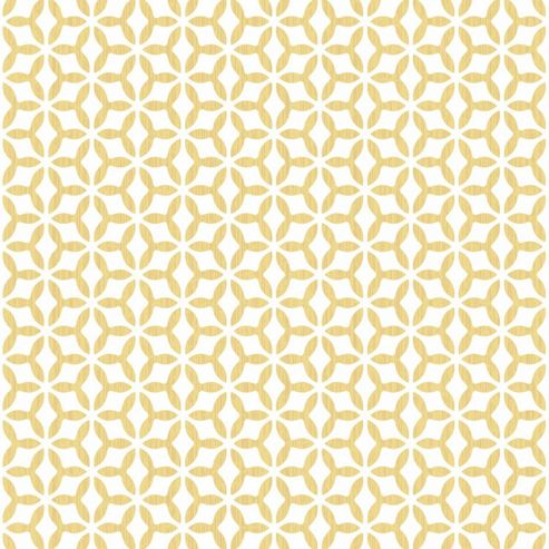 Superfresco Easy Helice Jaune Wallpaper 32-732-master