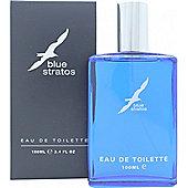 Parfums Bleu Limited Blue Stratos Eau de Toilette (EDT) 100ml Spray For Men