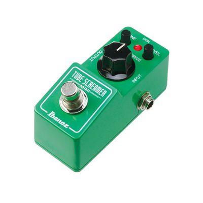 Ibanez Tube Screamer Mini Guitar Effects Pedal