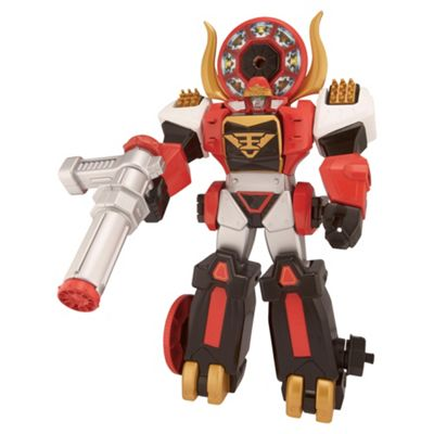 Power Rangers Super Samurai DX Bullzord