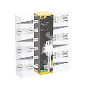 Stainless Steel Marker Lights - 6 Pack