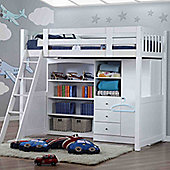 Willow High Sleeper Bed