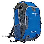 Yellowstone Adventurer Rucksack, Blue 40L