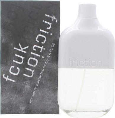 FCUK Friction Him Eau de Toilette (EDT) 100ml Spray For Men