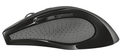 Trust MaxTrack Bluetooth Compact Optical 1600DPI Right-hand Black Grey