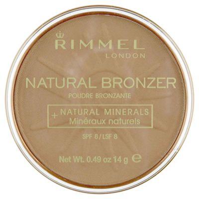 Rimmel Natural Bronzer Sun Glow