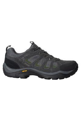 Mountain Warehouse Field Mens Waterproof Vibram Shoes ( Size: Adult 10 )