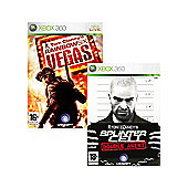 Ubisoft Double Pack - Rainbow Six Vegas & Splinter Cell Double Agent - Xbox-360