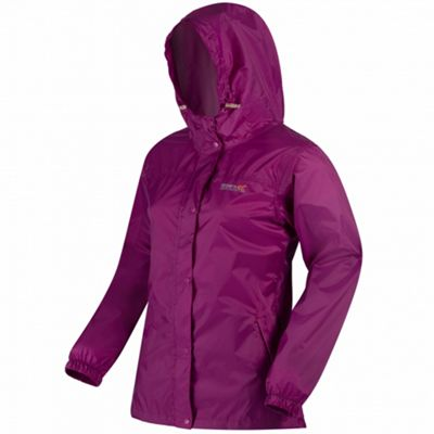 Pack It Jkt II Vivid Viola 24 Womens- Regatta