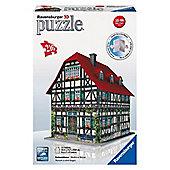 Medieval House - 3D Puzzle Building