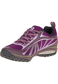 Merrell Ladies Siren Edge Shoe - Purple